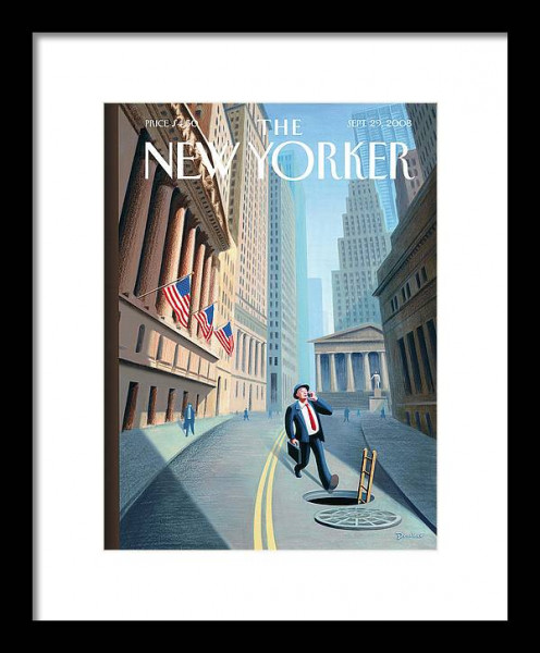 The New Yorker September 29th 2008