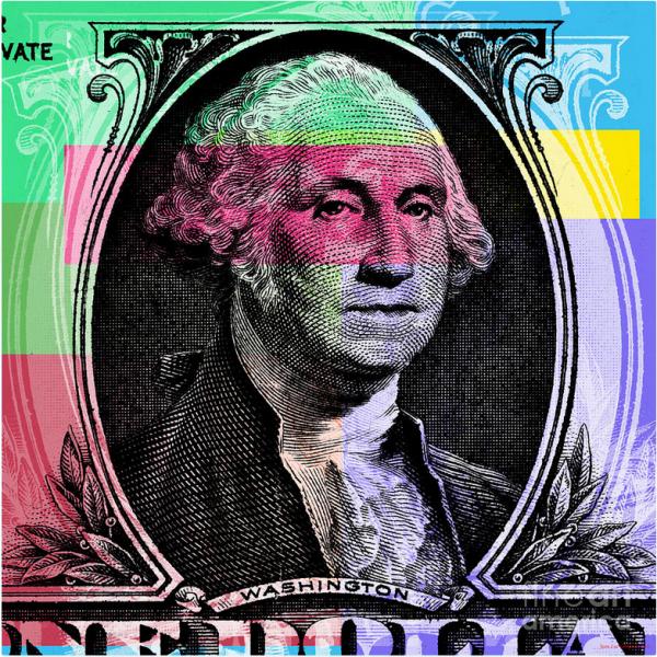 George Washington Pop Art