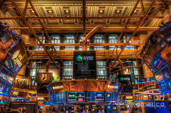 NYSE Trading Floor