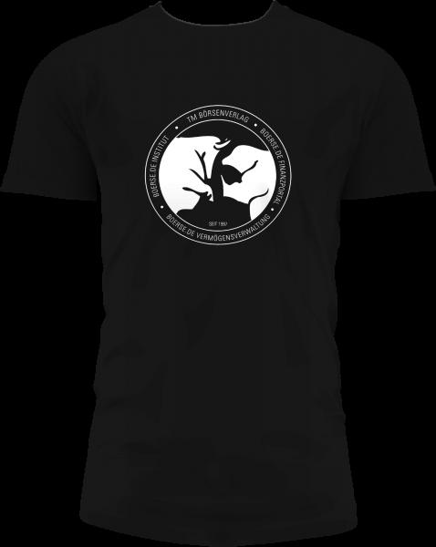 """Fan-T-Shirt """"Bulle und Bär""""- Herren schwarz"""