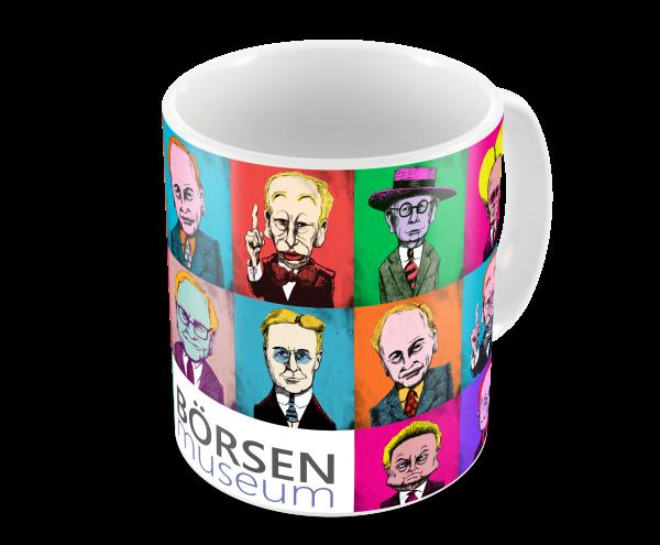 "Kaffeetasse ""Börsengurus"""