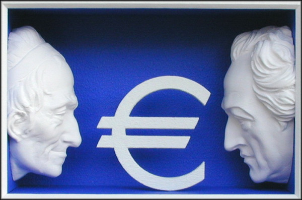 Drei große Europäer