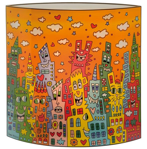 City Sunset - Lampe